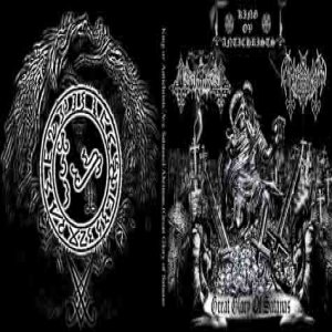 King Ov Antichrists - Great Glory of Satanas cover art