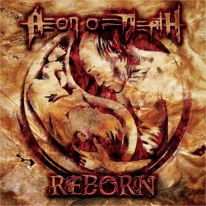Aeon Of Death - Reborn cover art