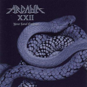 Arcana XXII - Your Fatal Embrace cover art