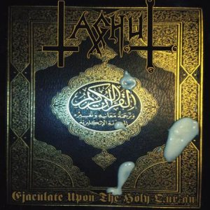 Taghut - Ejaculate upon the Holy Qur'an cover art