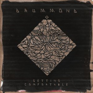Drummond - Getting Comfortable cover art