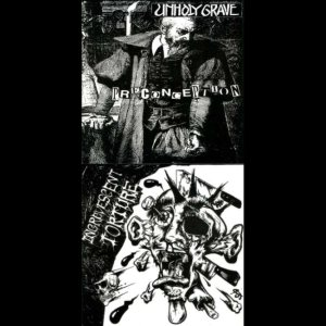 Unholy Grave - Preconception / Untitled cover art