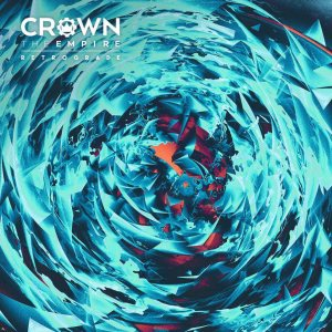 Crown the Empire - Retrograde cover art