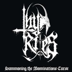 Thy Rites - Summoning the Abominations Curse cover art