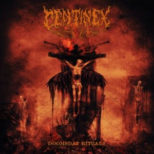 Centinex - Doomsday Rituals cover art