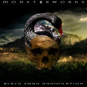 Monsterworks - Black Swan Annihilation cover art