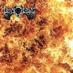 Black Bleeding - Beyond the Flames of Hell cover art