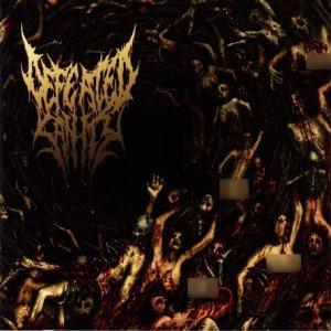 Defeated Sanity - Psalms of the Moribund cover art