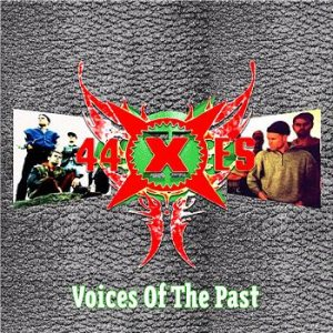 44 X ES - Voices of the Past cover art