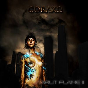 Coraxo - Starlit Flame II cover art