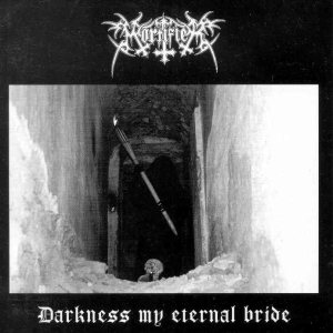 Mortifier - Darkness My Eternal Bride cover art