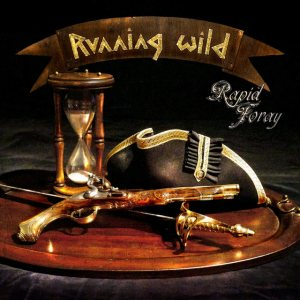 Running Wild - Rapid Foray cover art