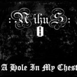 :Nihus: - A Hole in My Chest cover art