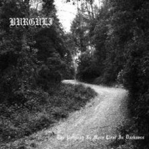 Burgûli - The Pathway Is More Clear in Darkness cover art