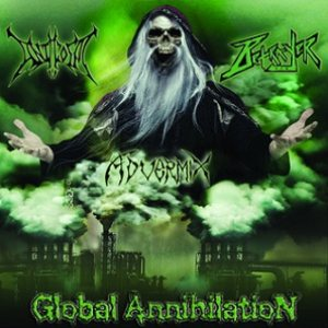 Advermix - Global Annihilation cover art
