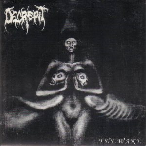 Decrepit - The Wake cover art