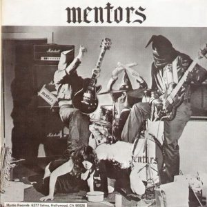 The Mentors - Mentors a.k.a. Trash Bag cover art