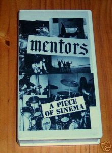 The Mentors - A Piece of Sinema cover art