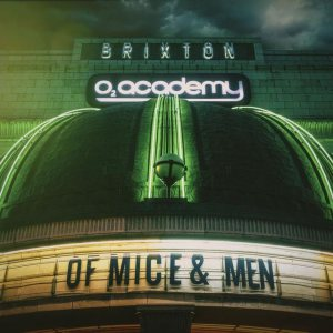 Of Mice & Men - Live at Brixton cover art