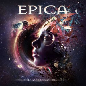 Epica - The Holographic Principle cover art