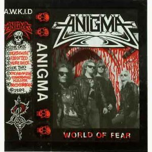 Anigma - World of Fear cover art