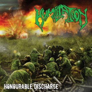 Humiliation - Honourable Discharge cover art