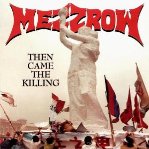 Mezzrow - Then Came the Killing cover art