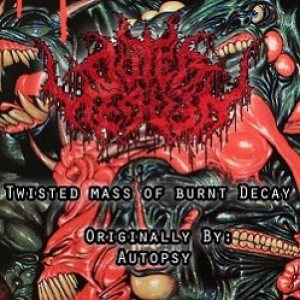 Outer Heaven - Twisted Mass of Burnt Decay cover art