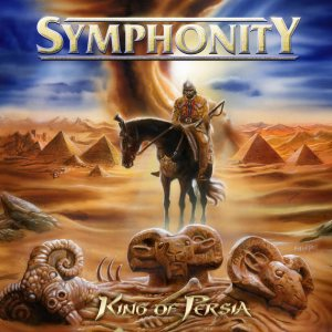 Symphonity - King of Persia cover art