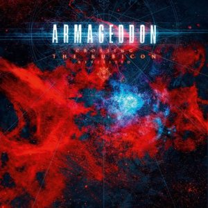 Armageddon - Crossing the Rubicon - Revisited cover art