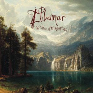 Eldamar - The Force of the Ancient Land cover art