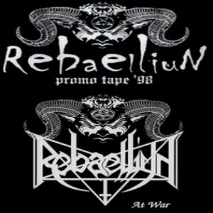 Rebaelliun - Promo Tape '98 cover art