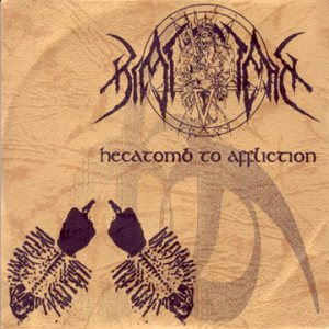 Kratornas - Hecatomb to Affliction cover art