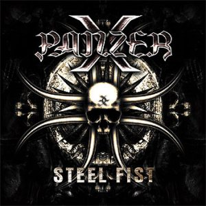 Panzer X - Steel Fist cover art
