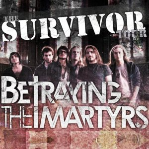 Betraying The Martyrs - Survivor cover art