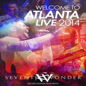 Seventh Wonder - Welcome to Atlanta Live 2014 cover art