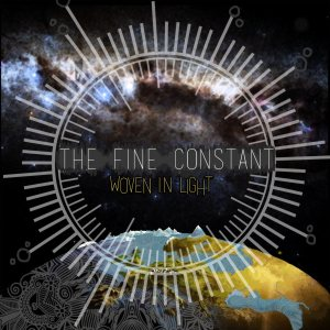 The Fine Constant - Woven in Light cover art