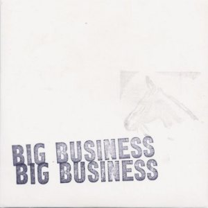 Big Business - Tour E.P. II cover art