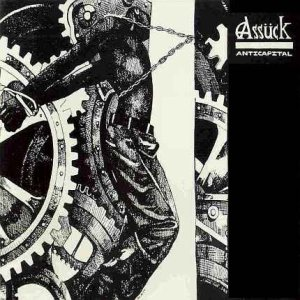 Assück - Anticapital cover art