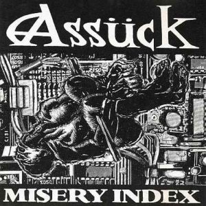 Assück - Misery Index cover art
