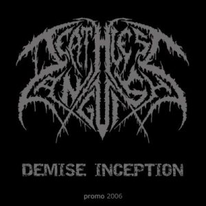 Deathless Anguish - Demise Inception cover art