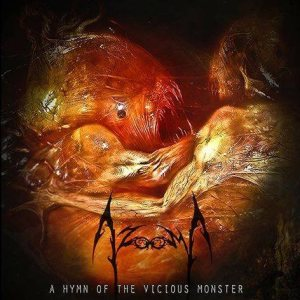 Azooma - A Hymn of the Vicious Monster cover art