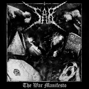 Sår - The War Manifesto cover art