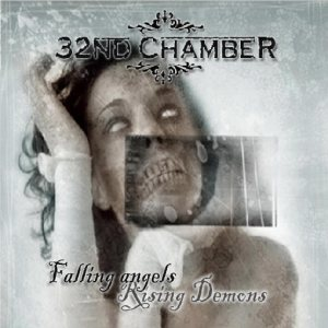 32nd Chamber - Falling Angels Rising Demons cover art