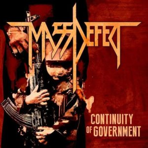 Mass Defect - Continuity of Government cover art