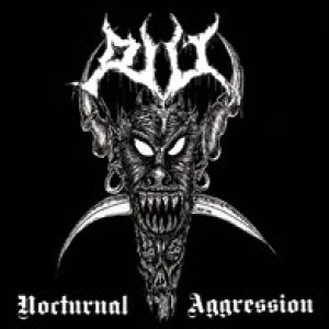 RIIT - Nocturnal Aggression cover art