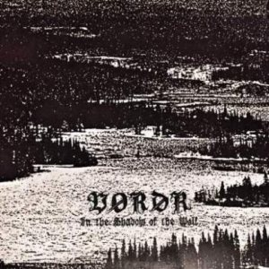Vordr - In the Shadow of the Wolf cover art