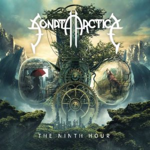 Sonata Arctica - The Ninth Hour cover art