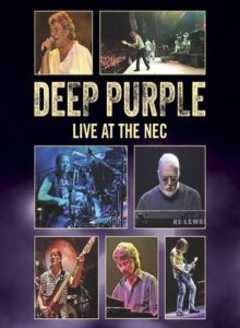 Deep Purple - Live at the NEC cover art