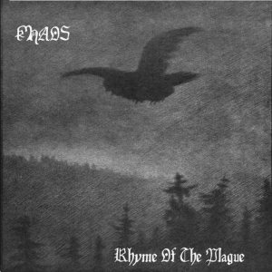 Khaos - Rhyme of the Plague cover art